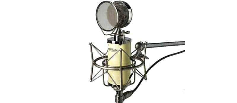 Avantone Pro BV-1 Large-Diaphragm Tube Condenser Microphone