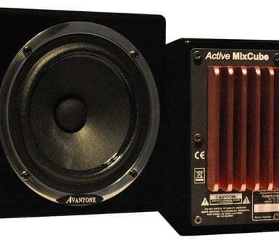Avantone Active MixCube Pair - Black