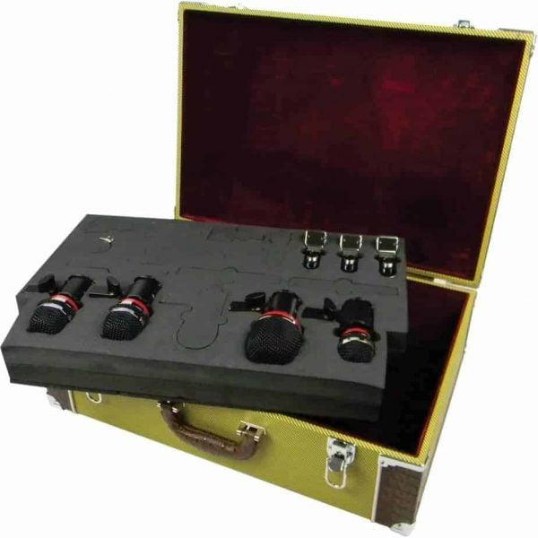 Avantone CDMK-4 4-Piece Drum Microphone Kit Mode
