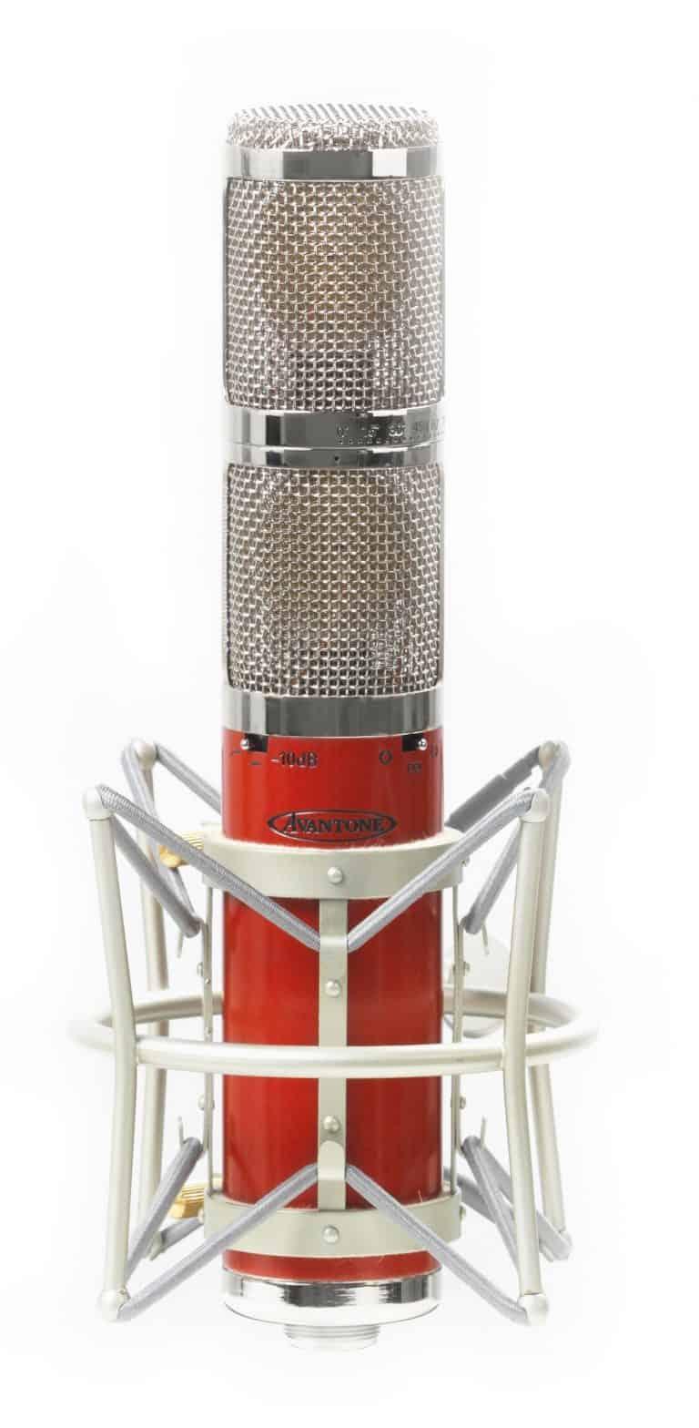 Avantone CK-40 Stereo Multi-Pattern FET Condenser Microphone
