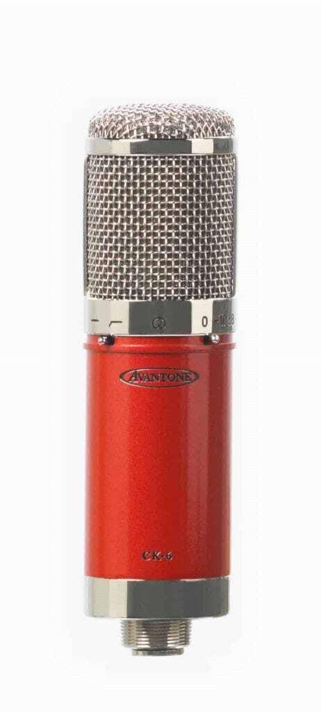 Avantone CK-6 Large Diaphragm Cardioid FET Condenser Microphone Mode