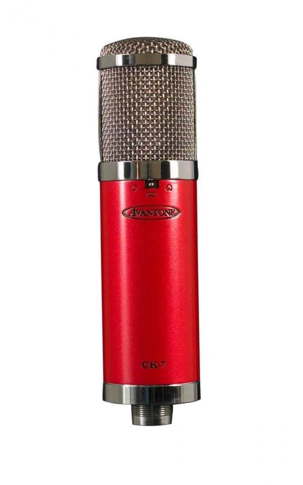 Avantone CK-7 Large Diaphragm Multi-Pattern FET Condenser Microphone Mode