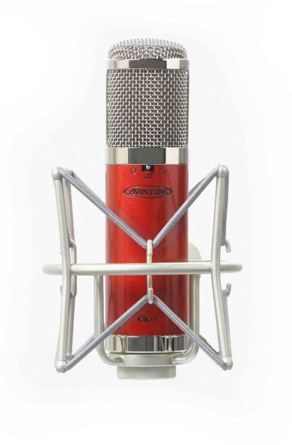 Avantone CK-7 Large Diaphragm Multi-Pattern FET Condenser Microphone