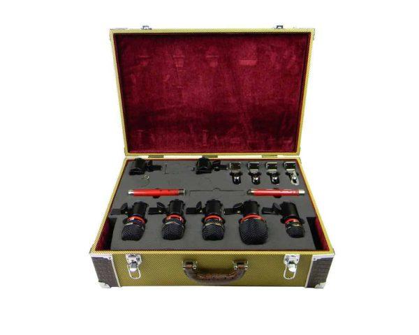 Avantone CDMK-7 7-Piece Drum Mics Kit Mode