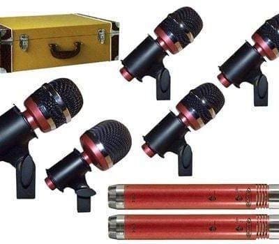 Avantone CDMK-7 7-Piece Drum Mics Kit