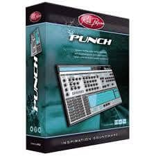 Rob Papen Punch - Virtual Drum Synthesizer/Sampler