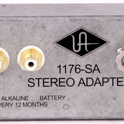 Universal Audio 1176-SA Stereo Adapter -0
