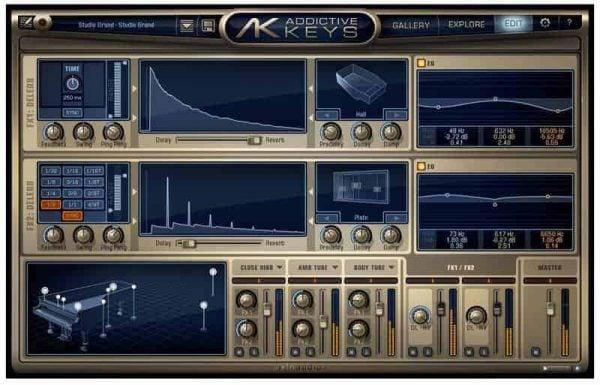 XLN Audio Addictive Keys Duo Bundle