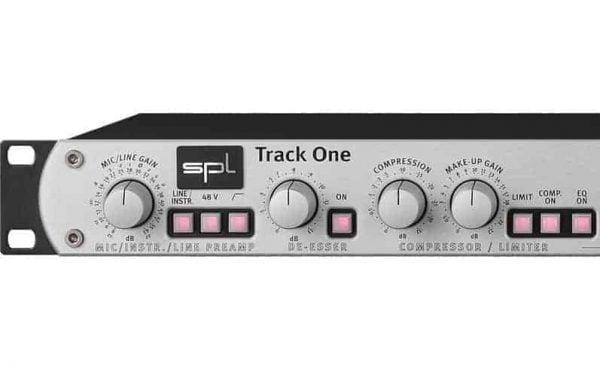 SPL Track One AD w/ Digital Output-11517