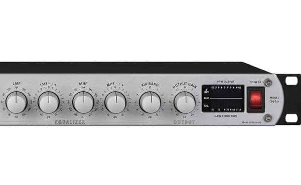 SPL Track One AD w/ Digital Output-11515