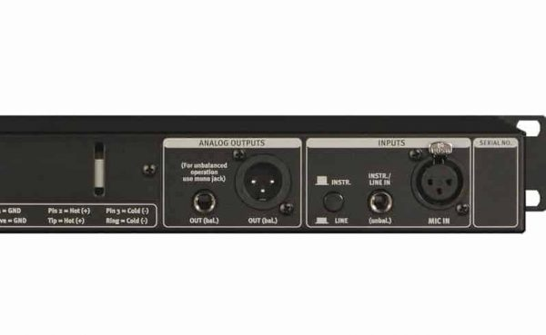 SPL Track One AD w/ Digital Output-11520