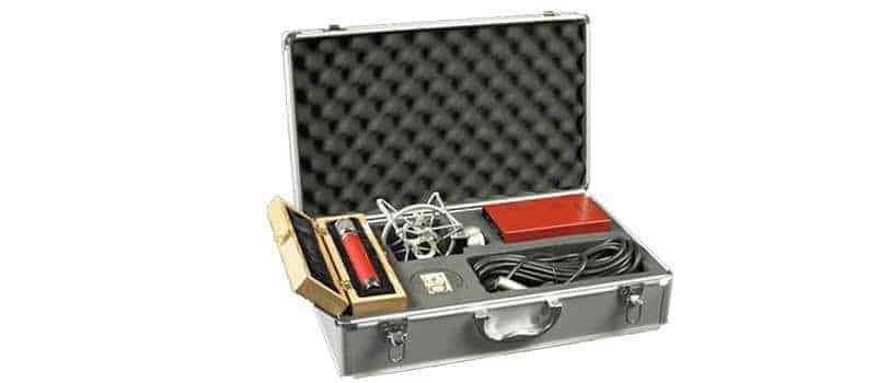 Avantone CV-28 Small-Diaphragm Tube Condenser Microphone in Box