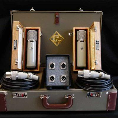 Telefunken ELA M 251 Stereo Set-0