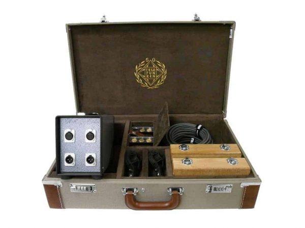 Telefunken ELA M 260 - Tube Stereo Set-12377