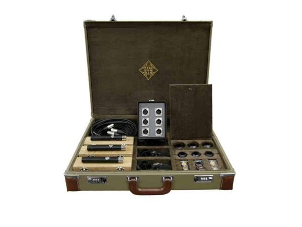 Telefunken ELA M 260 - Tube Series Tri-Mono Recording Set-12385