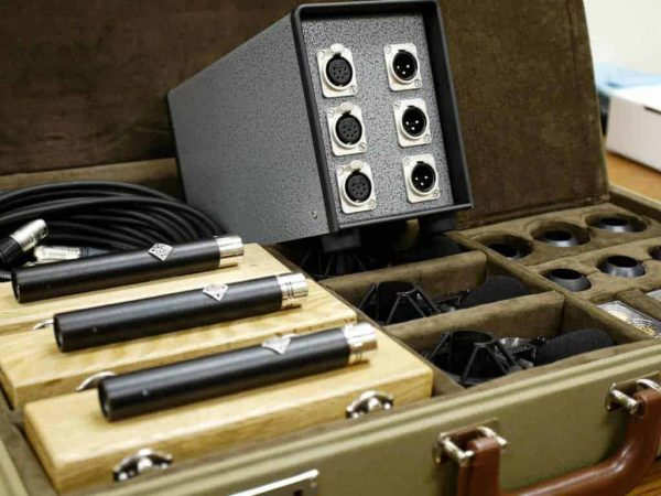 Telefunken ELA M 260 - Tube Series Tri-Mono Recording Set-12382
