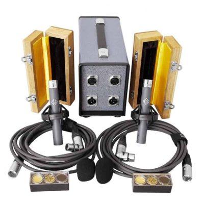 Telefunken ELA M 260 - Tube Stereo Set-0