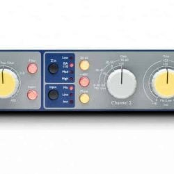 Focusrite ISA Two Classic Dual Mono Transformer-Based Microphone Preamplifier