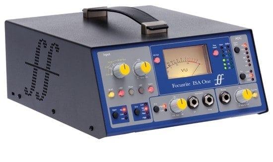 Focusrite ISA One Classic Single-channel Mic Pre-Amplifier Mode