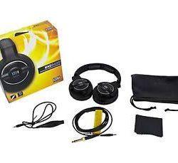 KRK KNS 8400 Headband Studio Recording Headphones NEW