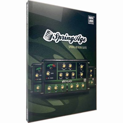 Overloud SpringAge Spring Reverb Plugin