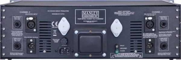 Manley Mastering Version Massive Passive Stereo EQ