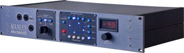 Manley MicMAID Mic-Mic Version Preamp Matrix/Switcher