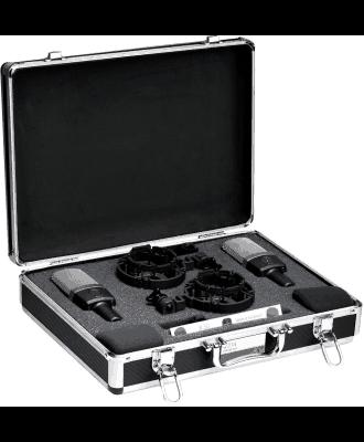 AKG C214 Stereoset Professional Large-Diaphragm Condenser Microphone-0