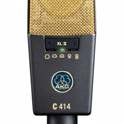 AKG C414 XLII Stereoset Reference multipattern condenser microphone