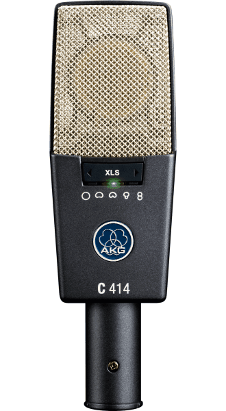 AKG C414 XLS Stereoset Reference multipattern condenser microphone
