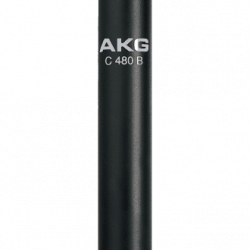 AKG C480 B Combo Reference modular condenser microphone