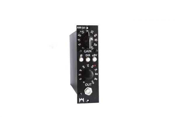 ALTA MODA AM-30 PREAMP Discrete Class A Microphone Preamplifier-0