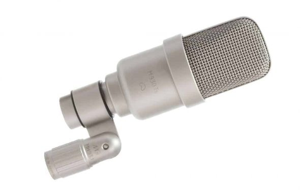 Microtech Gefell M 930 Ts Cardioid Studio Condenser Microphone Play Mode