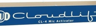 Cloud Microphones Cloudlifter CL-4 4-Channel Rack Mount Microphone Activator