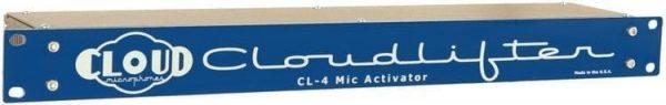 Cloud Microphones Cloudlifter CL-4 4-Channel Rack Mount Microphone Activator