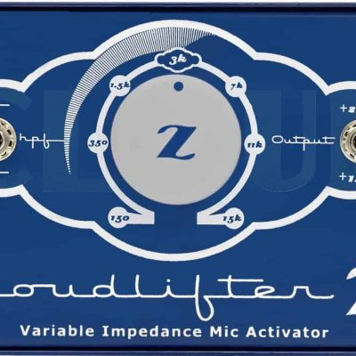 Cloud Microphones Cloudlifter CL-Z 1-Channel Variable Impedance Microphone Activator