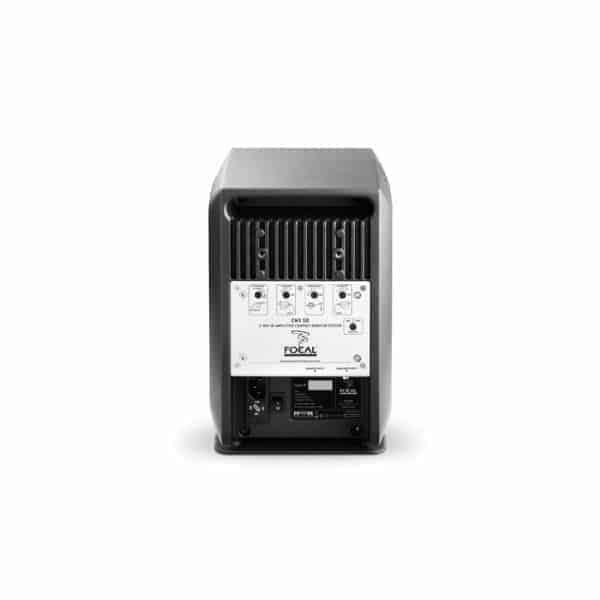 Focal CMS 50 2-Way Near-Field Shielded Monitor - Pair
