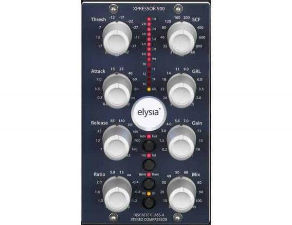Elysia Xpressor 500 - The Universal Compressor-15417