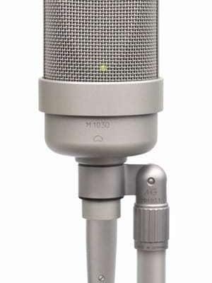 Microtech Gefell M 1030 Cardioid Studio Condenser Microphone
