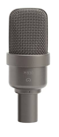 Microtech Gefell M 930 Cardioid Studio Condenser Microphone Mode