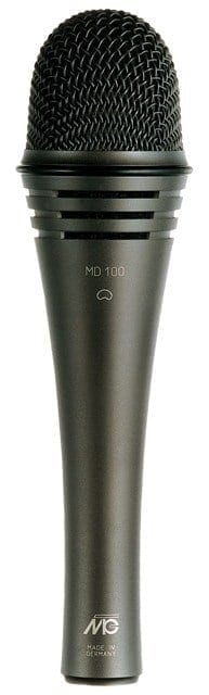 Microtech Gefell MD 100 Cardioid Dynamic Microphone