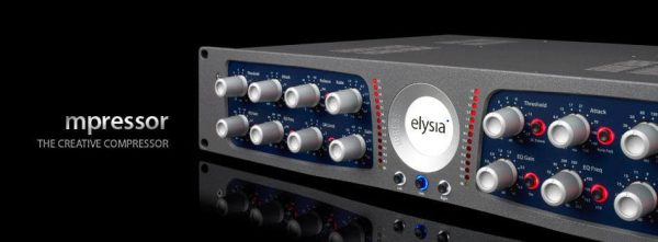 Elysia Mpressor - The Creative Compressor -0
