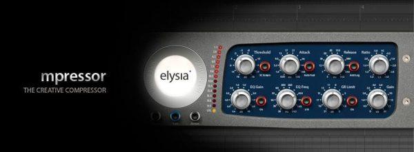 Elysia Mpressor - The Creative Compressor -15427
