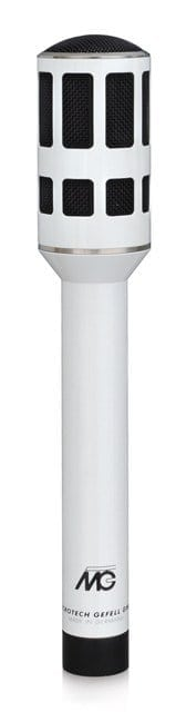 Microtech Gefell PM 860 Condenser Microphone White Mode
