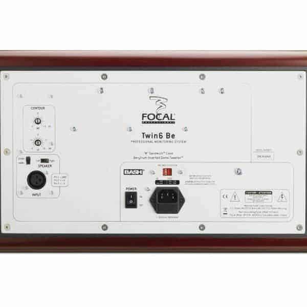 Focal Twin6 Be 3-Way Near-Field Shielded Monitor - Pair