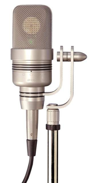 Microtech Gefell UM 930 Switchable Dual Condenser Microphone