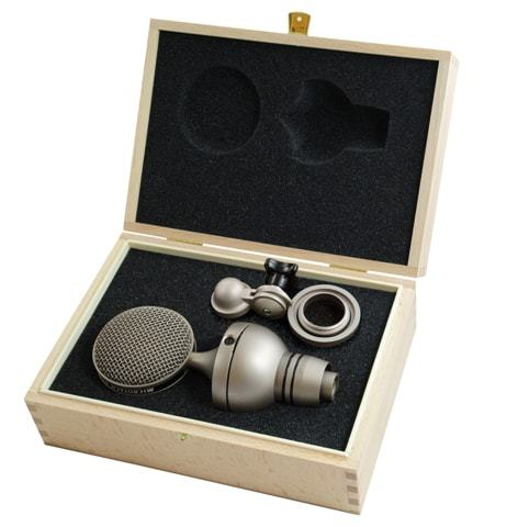 Microtech Gefell UM900 Tube Condenser Microphone Box Mode
