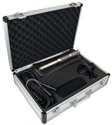 Cascade X-15 Stereo Short Ribbon Microphone Box Mode
