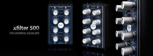 Elysia Xfilter 500 - The Universal Equalizer -0