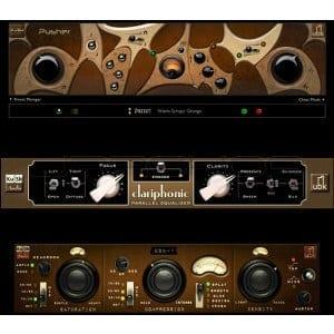 Kush Audio UBK Pusher - Magnetic DSP Colorbox